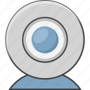 cam, camera, computer cam, live webcam, video calling, webcam icon