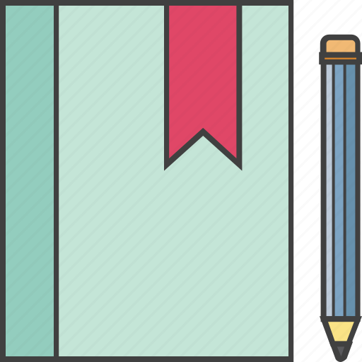 document, paper, pencil, sheet, writing icon