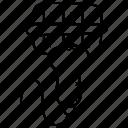 barcode reader, flatbed scanner, image scanner, printed codes., scanning device icon