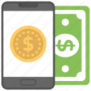 internet banking, internet related banking, mobile banking, mobile banking app, online banking icon