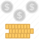 capital, cash, funds, investment, money icon