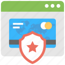 credit card secure transaction, financial security, secure payment, security transaction, transaction security icon