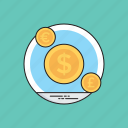 business and economy, currency conversion, currency exchange, currency trading, foreign exchange market icon