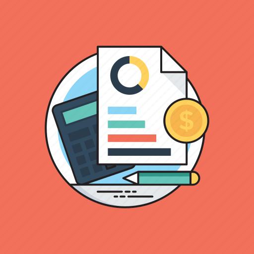business research, data computation, data evaluation, statiscal analysis, web analytics icon