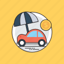 auto lease, auto loan, car finance, car rental, vehicle loan icon