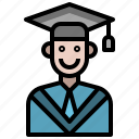 cap, education, graduate, hat, student, students, university