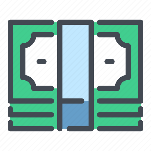 Bank, bill, cash, dollar, money, note, pack icon - Download on Iconfinder