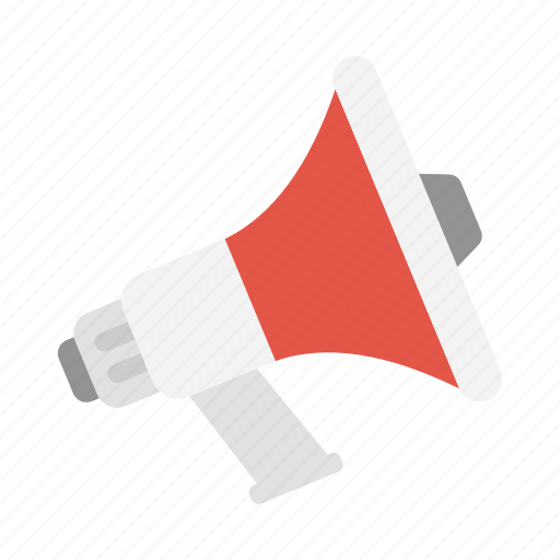 Ads, announcement, loud, megaphone, speaker icon - Download on Iconfinder