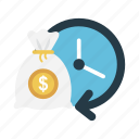 deadline, dollar, finance, money, pay