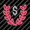 laurel, lauren, roman, victory, wreath