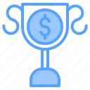 accounting, award, bank, business, corporate, finance, payment icon