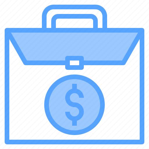 accounting, bag, bank, business, corporate, finance, payment icon