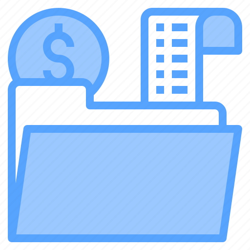 Accounting, bank, business, corporate, file, finance, payment icon - Download on Iconfinder