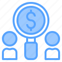 accounting, bank, business, corporate, finance, partnership, payment icon