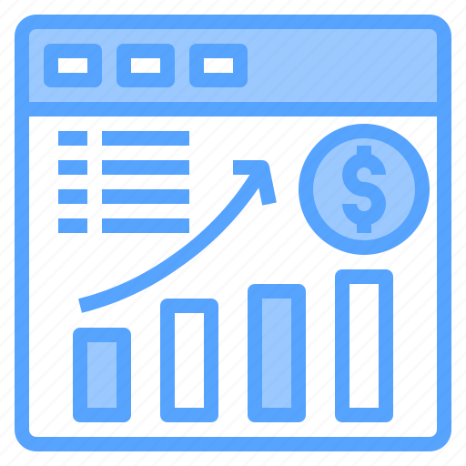 accounting, bank, business, corporate, finance, payment, state icon