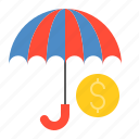 banking, business, currency, finance, insurance, money, save icon