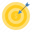 business, cash, finance, goal, money, money strategy, strategy icon