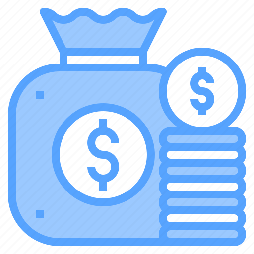 Bag, bank, business, finance, money, online, technology icon - Download on Iconfinder