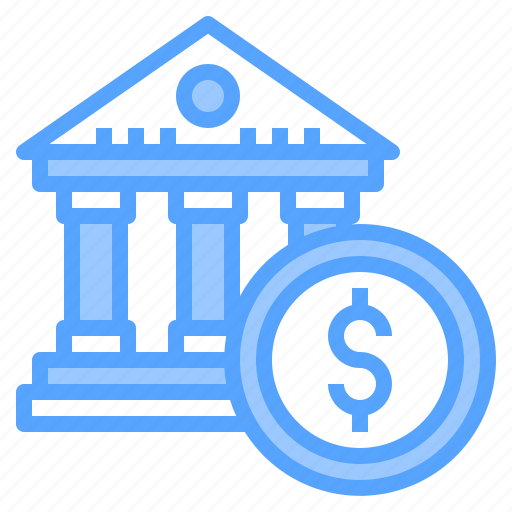 Bank, business, dollar, finance, money, online, technology icon - Download on Iconfinder