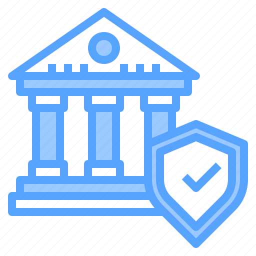 Bank, business, finance, money, online, security, technology icon - Download on Iconfinder