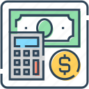 accounting, banking, banknote, coin, currency, dollar, money