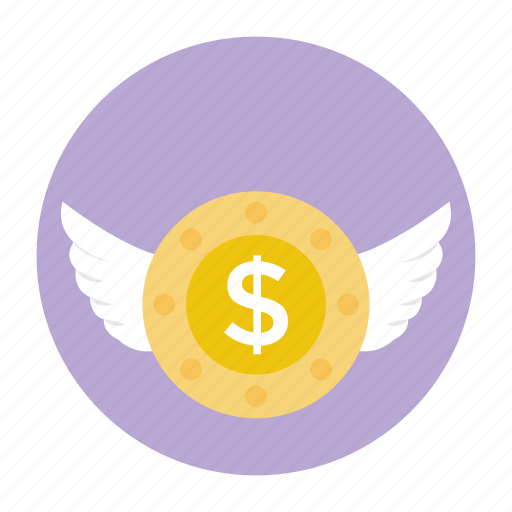 business freedom, capital, financial freedom, floating rate, money freedom icon