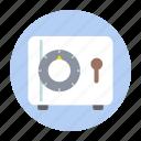 bank locker, bank vault, digital bank locker, locker, safe box icon
