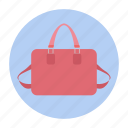 briefcase, business bag, business case, documents bag, office bag, portfolio bag, suitcase icon