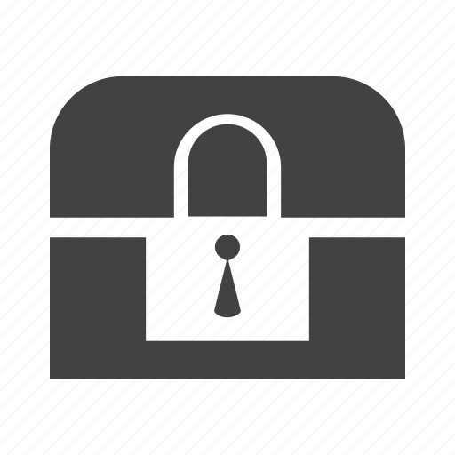 bank, box, business, lock, locker, safe, security icon