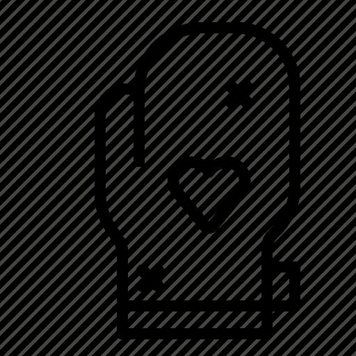 Food, grill, mitten, restaurant icon - Download on Iconfinder