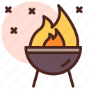 food, grill, grill5, restaurant icon