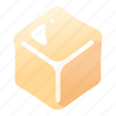 cuisine, diet, food, healthy, soy, square, tofu icon