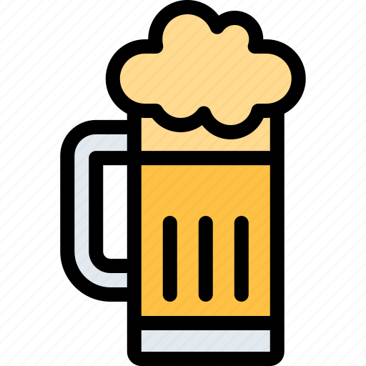 barbecue, bbq, beer, food, party, picnic icon