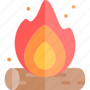 barbecue, bbq, bon, fire, food, party, picnic icon