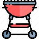 barbecue, bbq, food, grill, party, picnic icon