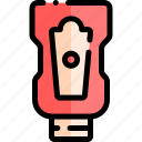 barbecue, bbq, food, ketchup, party, picnic icon