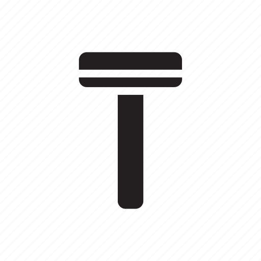 Barber, blade, razor, shaver, shaving icon - Download on Iconfinder