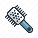 barber, barbershop, haircut, salon, scissors, shave icon