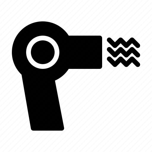 barber, coiffeur, dryer, hair, haircutter, hairdresser icon