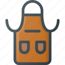 apron, barber, care, male, shop