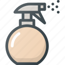 barber, care, hair, male, moisturizer, shop icon