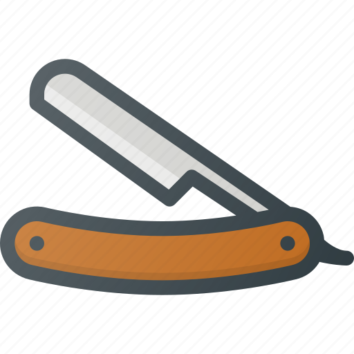 Barber, care, male, razor, shop, tool icon - Download on Iconfinder