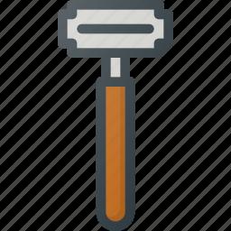 barber, care, male, razor, shop, tool icon