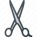 barber, care, male, scissors, shop, tool icon