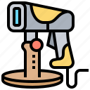 barcode, checkout, device, laser, scanner icon