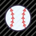 ball, baseball, game, sport icon