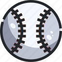 ball, baseball, sports icon