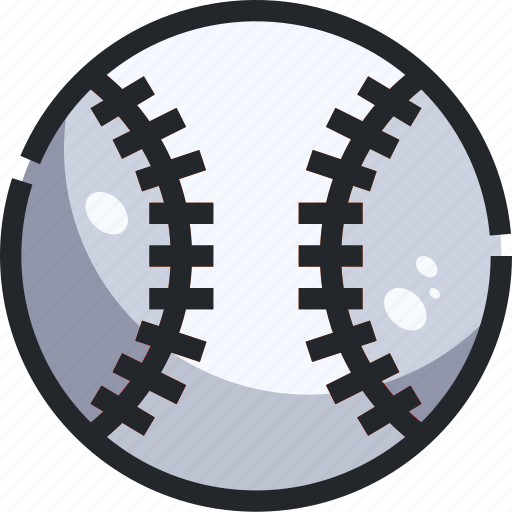 Ball, baseball, sports icon - Download on Iconfinder