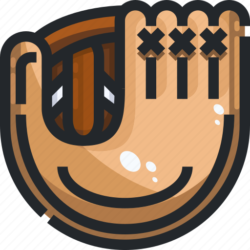 Ball, baseball, glove, sports, team icon - Download on Iconfinder