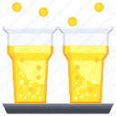 alcohol, alcoholic, beers, drink, jar, pint icon